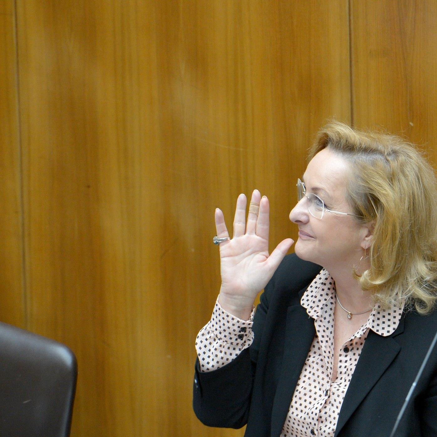 Fekter: Ab 2013 sollen finanzielle Auswirkungen von Gesetzesentwürfen umfangreicher dargestellt werden.