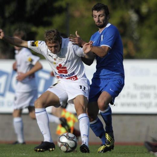 Samir Garci spielt ab sofort wieder für FC BW Feldkirch.