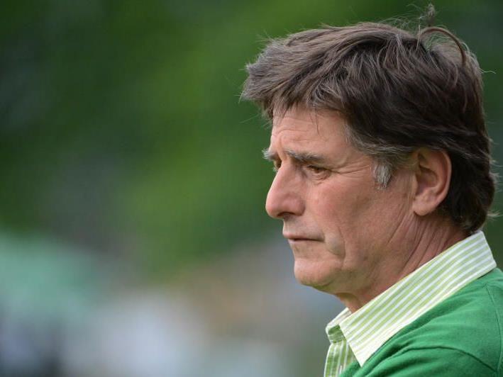 """Rankweil-Trainer Manfred Engler: """" Wir müssen das Spiel in Brederis sehr ernst nehmen."""""""
