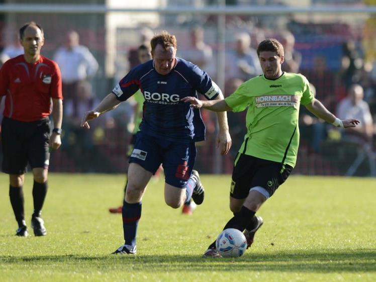 FC Nenzing verlor  beim Tabellenführer Höchst mit 0:4.