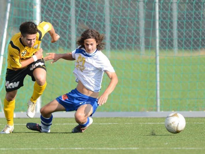FC Au gewinnt gegen Höchst 1b mit 2:1.