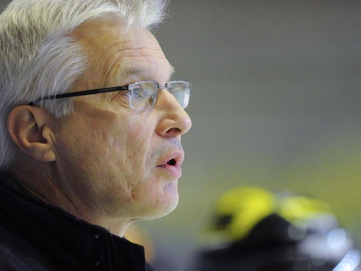 Gary Prior ist nicht mehr Trainer beim EHC Palaoro Lustenau.