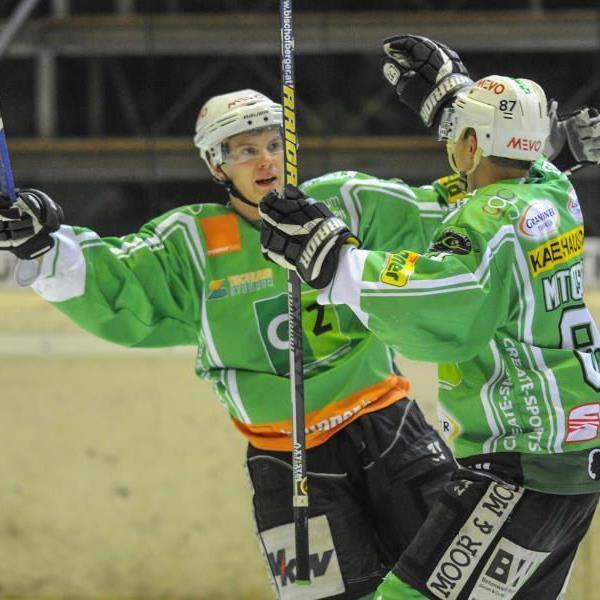 EHC Bregenzerwald spielt in Dornbirn gegen die VEU Feldkirch und will wieder gewinnen.