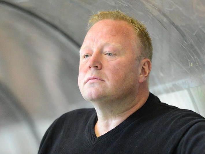 Bregenzerwald-Coach Alfredsson will mit den Wäldern gegen Laibach gewinnen.