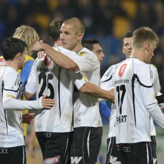 SCR Altach will im letzten Heimspiel des Jahres gegen Kapfenberg nochmals jubeln.