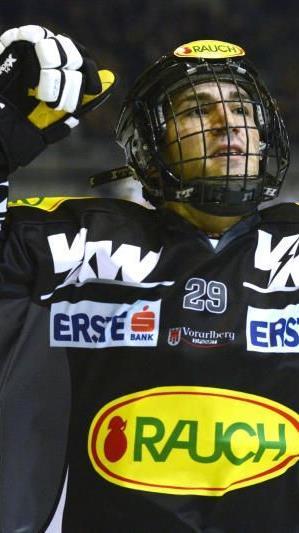 EC Dornbirn empfängt am Freitag im Messestadion VSV mit NHL Star Michael Grabner.
