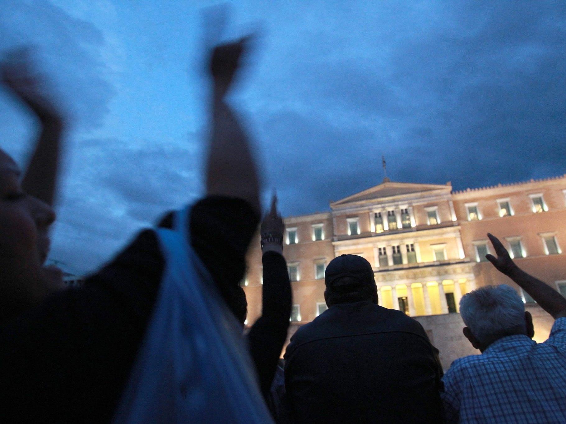 Ohne frisches Geld ist Athen bald pleite.