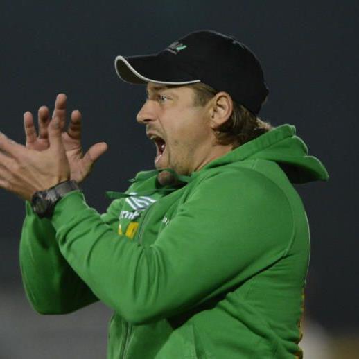 Lustenau-Trainer Kolvidson hatte heute keinen Grund zur Freude