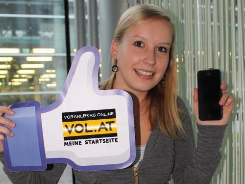 Die Gewinnerin Nicole Willi