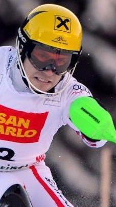 Hirscher liegt beim Levi-Slalom voll auf Kurs