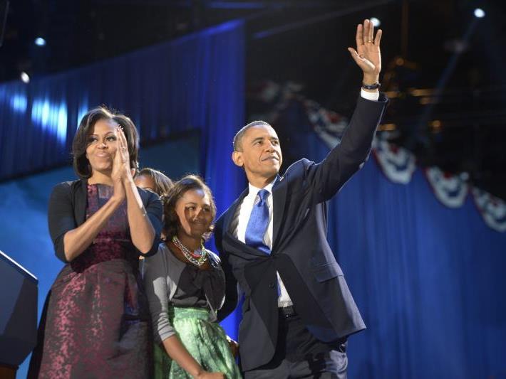 Michelle Obama bleibt wohl die Stylingqueen Amerikas und der Welt