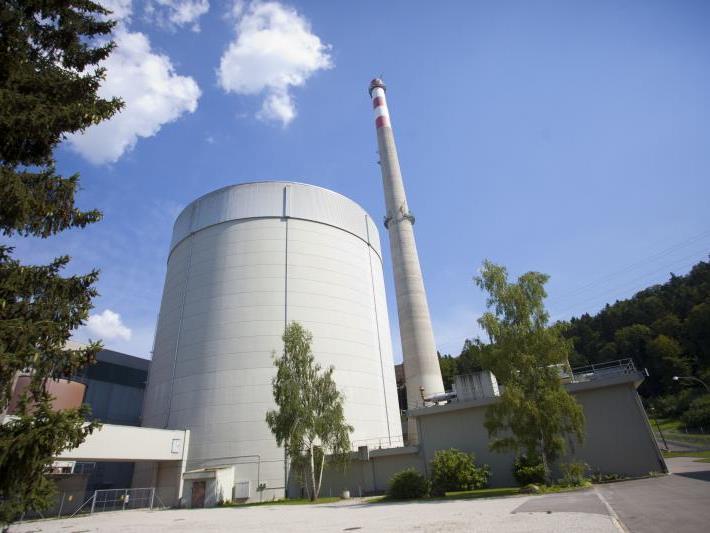 Das AKW Mühleberg in der Schweiz ist dem Land Vorarlberg ein Dorn im Auge