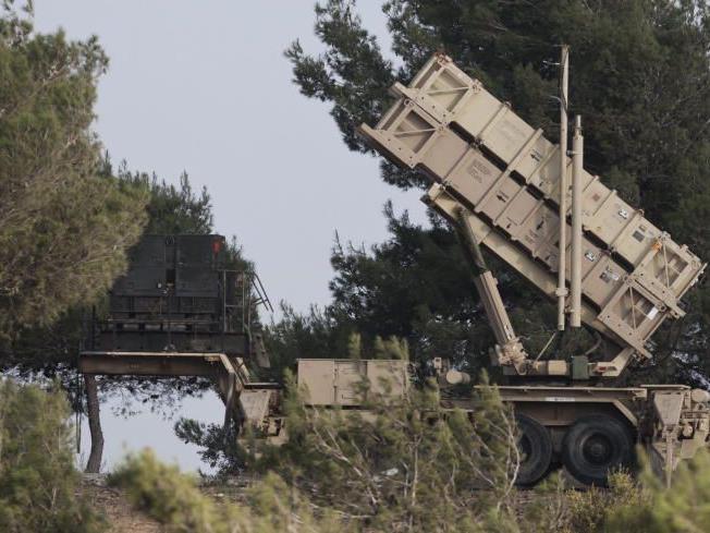 Bald könnten Flugabwehrstellungen an der türkischen Grenze stationiert werden.