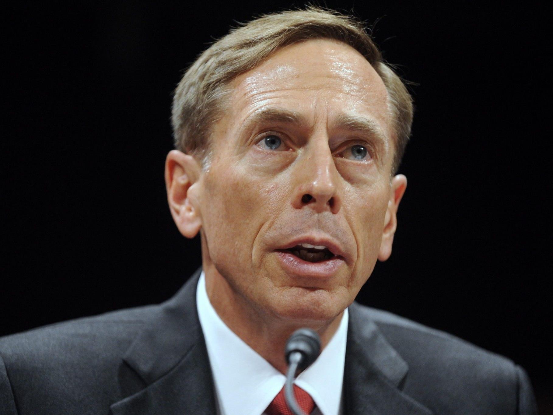 CIA-Chef Petraeus erklärte am Freitagabend überraschend seinen Rücktritt.