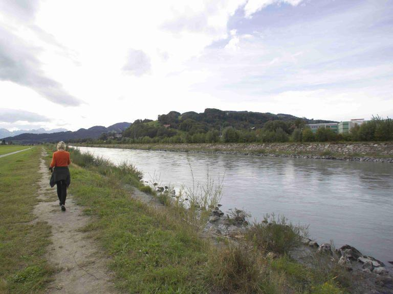 Der Rhein birgt ernomes Hochwasser-Schadenspotenzial