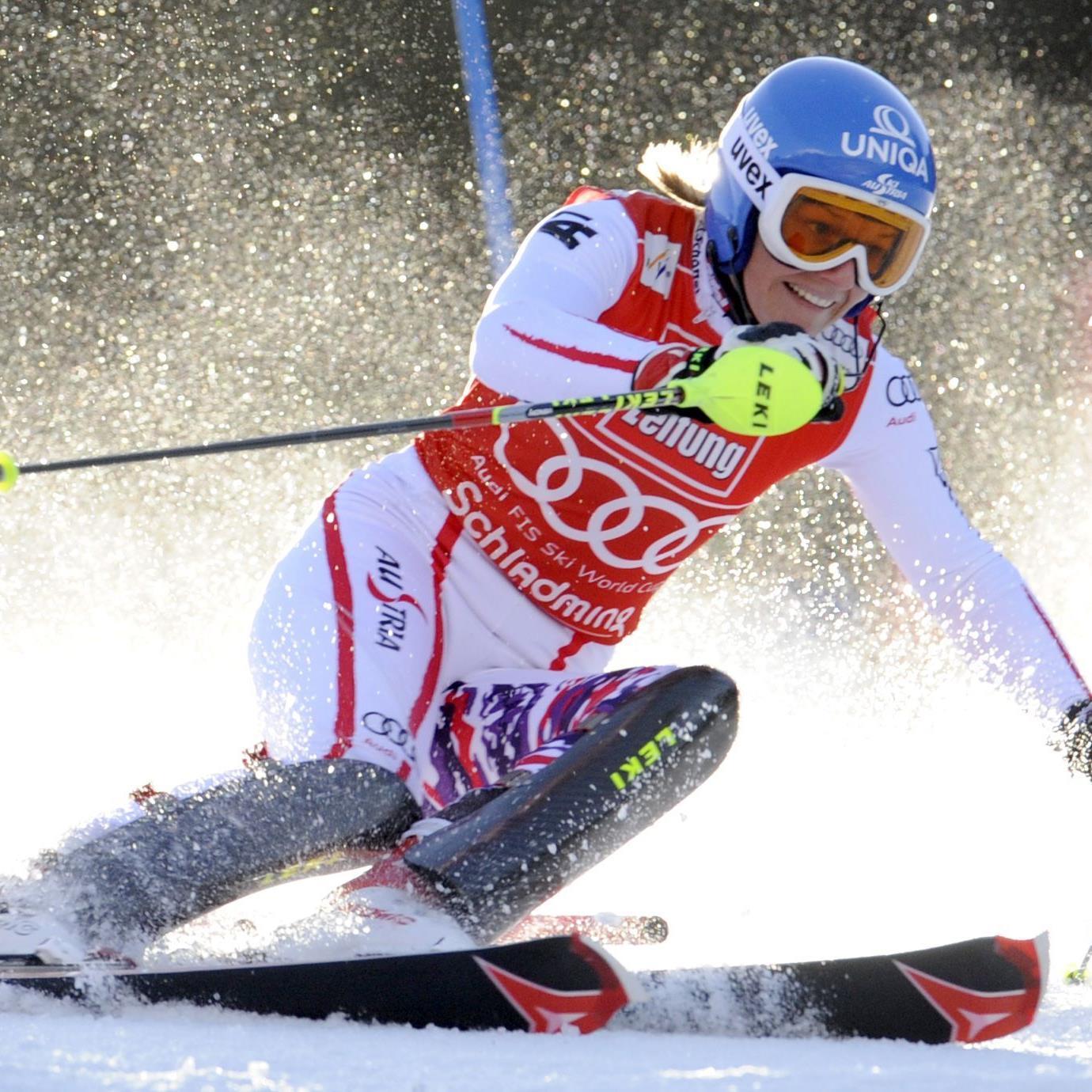 Salzburgerin kann im ersten Saison-Slalom Schneider-Rekord egalisieren
