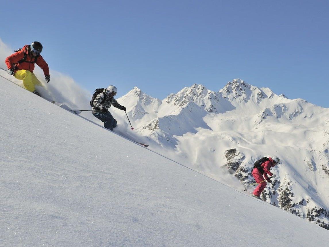 """Das Skigebiet Serfaus-Fiss-Ladis ist zum """"Best Ski Resort 2012"""" gekürt worden."""