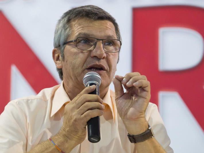 Siegi Stemer gehört ab sofort nicht mehr der Landesregierung an.