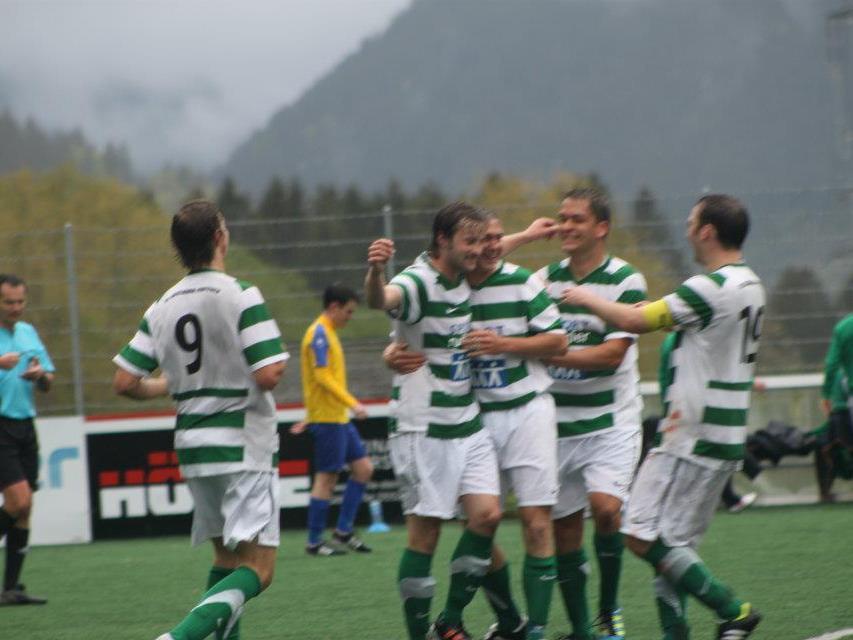 Der SV Gaschurn besiegt Fussach mit 2:0
