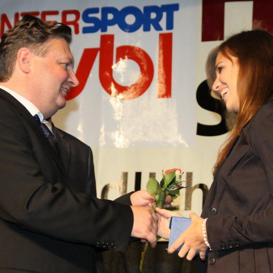 Sportstadtrat Friedl Dold muss am Freitag abend viele Sportler und Funktionäre ehren.