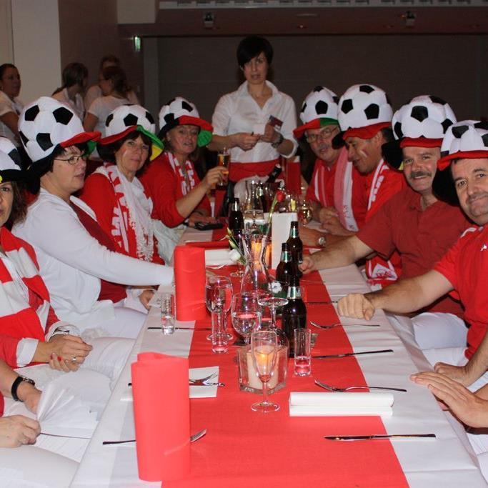 Mitte Jänner steigt der 2. FC RW Rankweil Ball im Vinomnasaal, Karten sind ab sofort erhältlich.