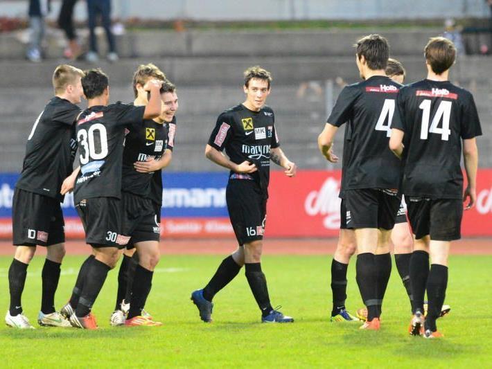 Neuer Punkte- und Torrekord für SC Bregenz, die neue Nummer eins im Amateurfußball Vorarlberg.