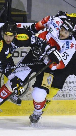 Im Aufsteigerduell gewann Dornbirn gegen die Innsbrucker Haie mit 9:3-Toren.