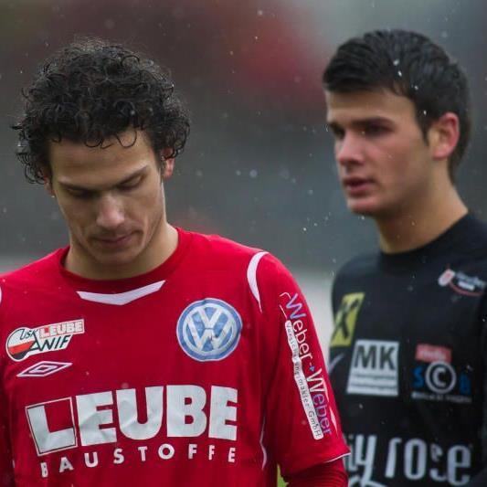Der Bregenzer Elvis Alibabic blühte beim FC Anif in der ersten Saisonhälfte wieder so richtig auf.