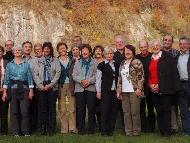 Die Singgemeinschaft freut sich am 2. Dezember auf zahlreiche Besucher
