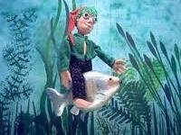Der kleine Wassermann erlebt viele Abenteuer!