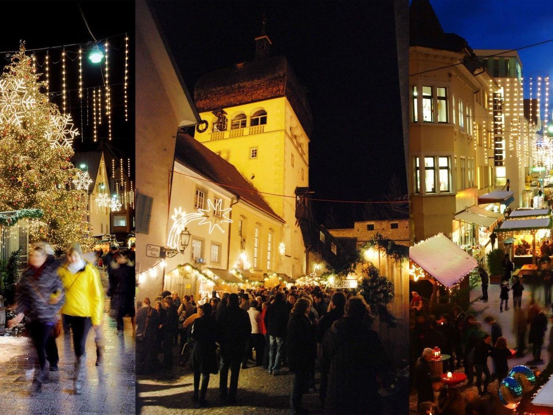 In Bregenz steht der Weihnachtszauber vor der Tür.