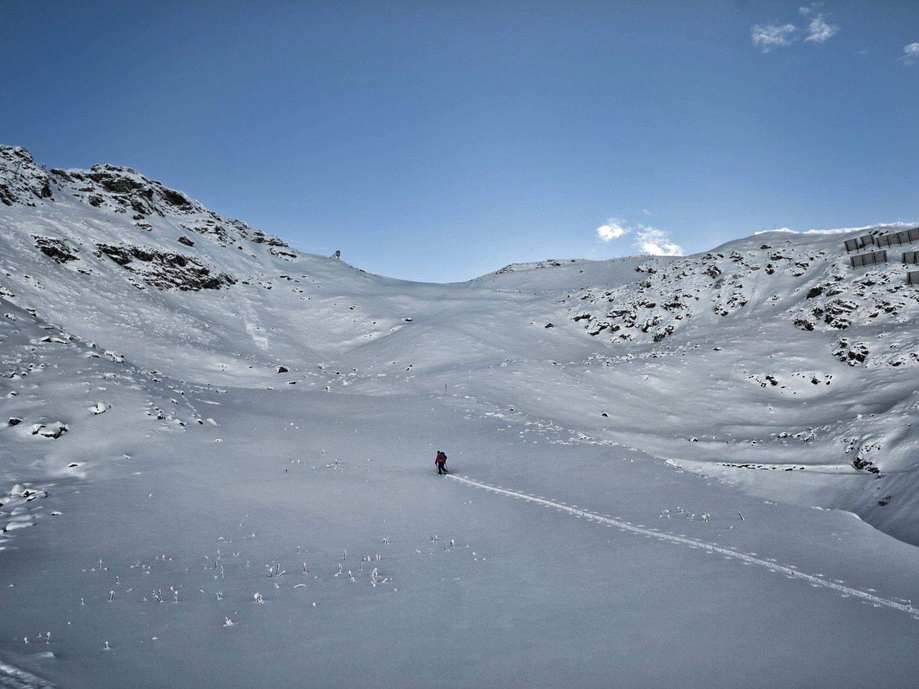 Skitourengehen boomt in Vorarlberg