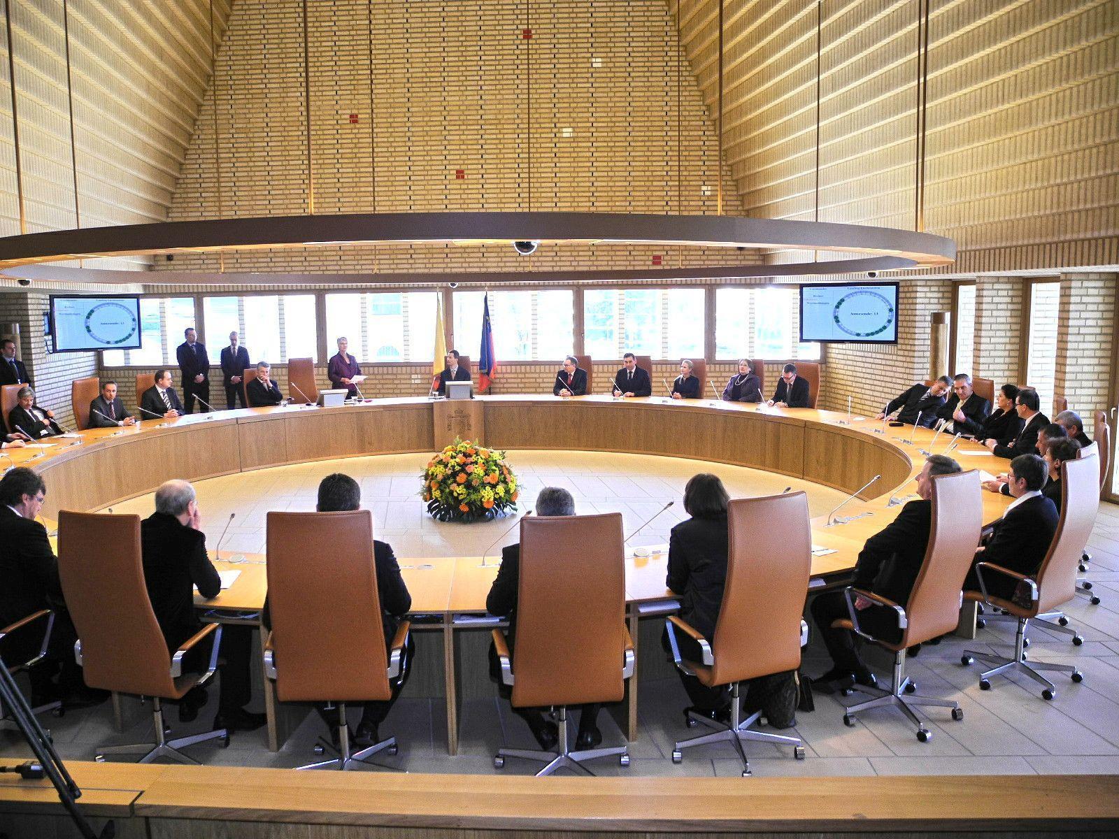 """Nach den Landtagswahlen im Februar 2013 will die neu gegründete Liste """"Die Unabhöngigen"""" in den Landtag einziehen"""