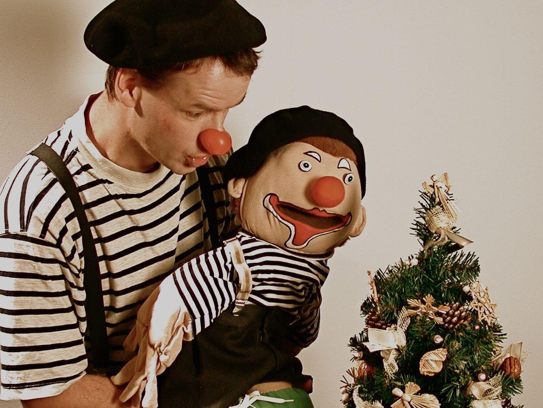 Mit Clown Dido fällt das Warten am 24.12. viel leichter!