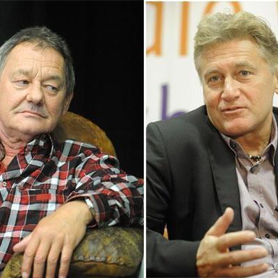 Zwischen Wolfgang Ambros und Rainhard Fendrich herrscht nun wieder Frieden