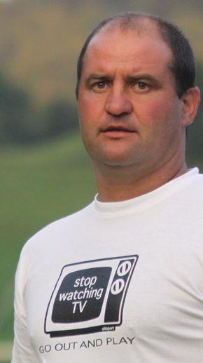 Cotrainer Alexander Schwärzler darf sich über zwei neue Wunschspieler freuen.