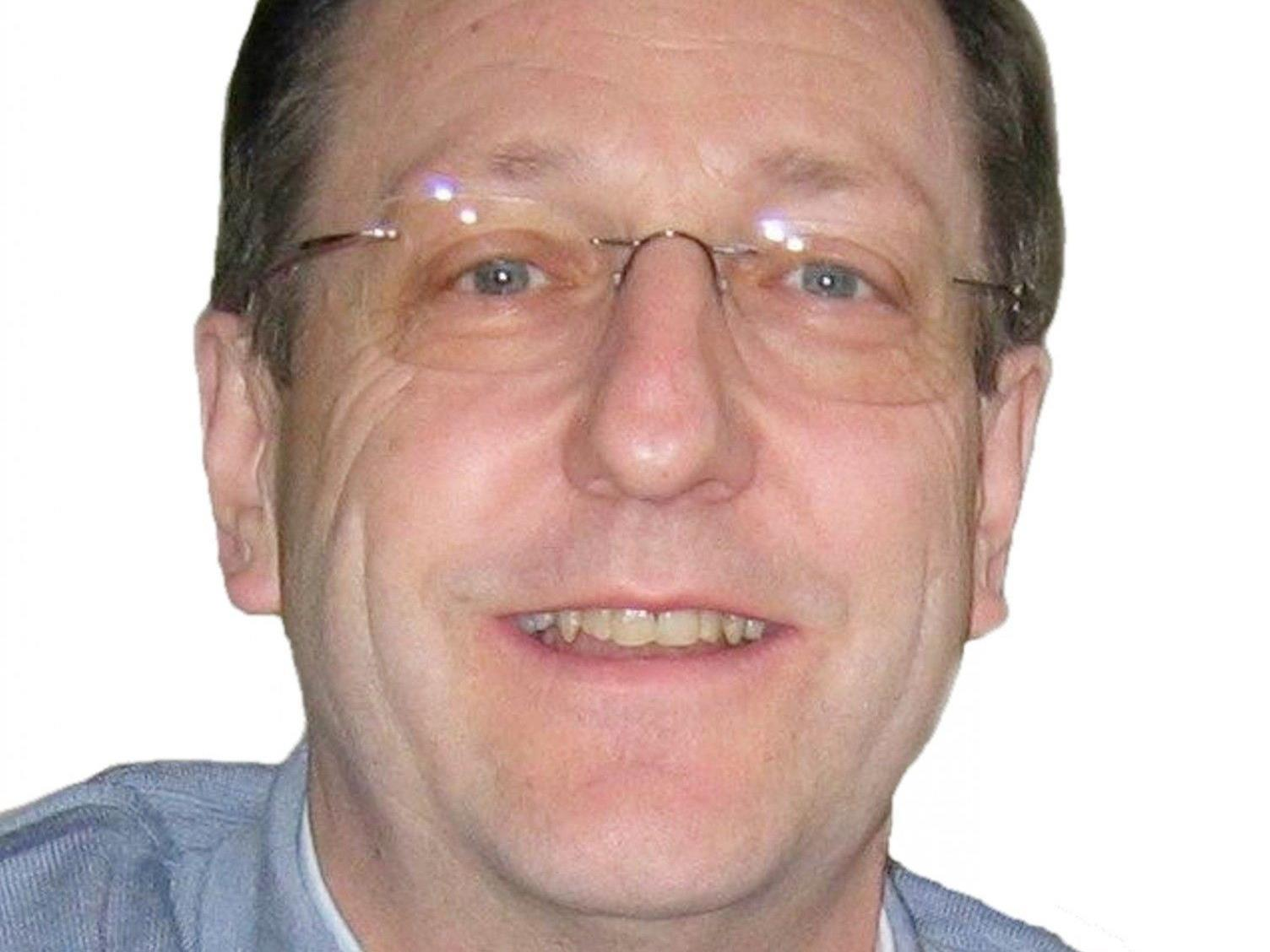 Pfarrer Wilfried Blum