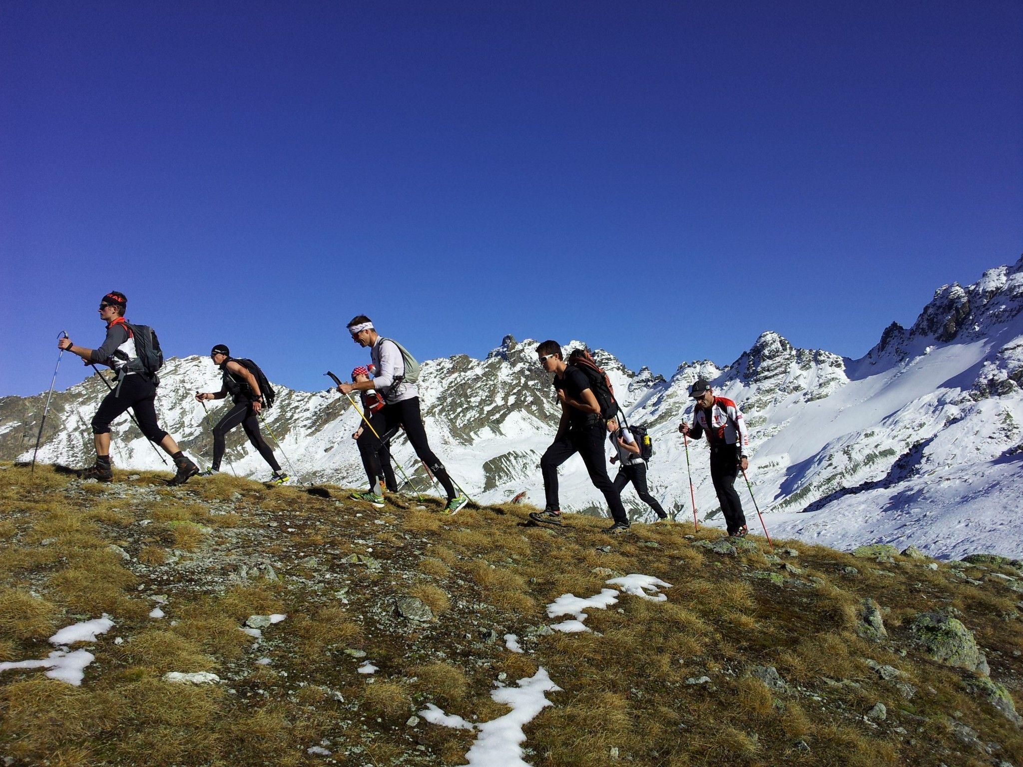 Das Skibergsteigen erlebt in Vorarlberg einen noch nie dagewesenen Boom.