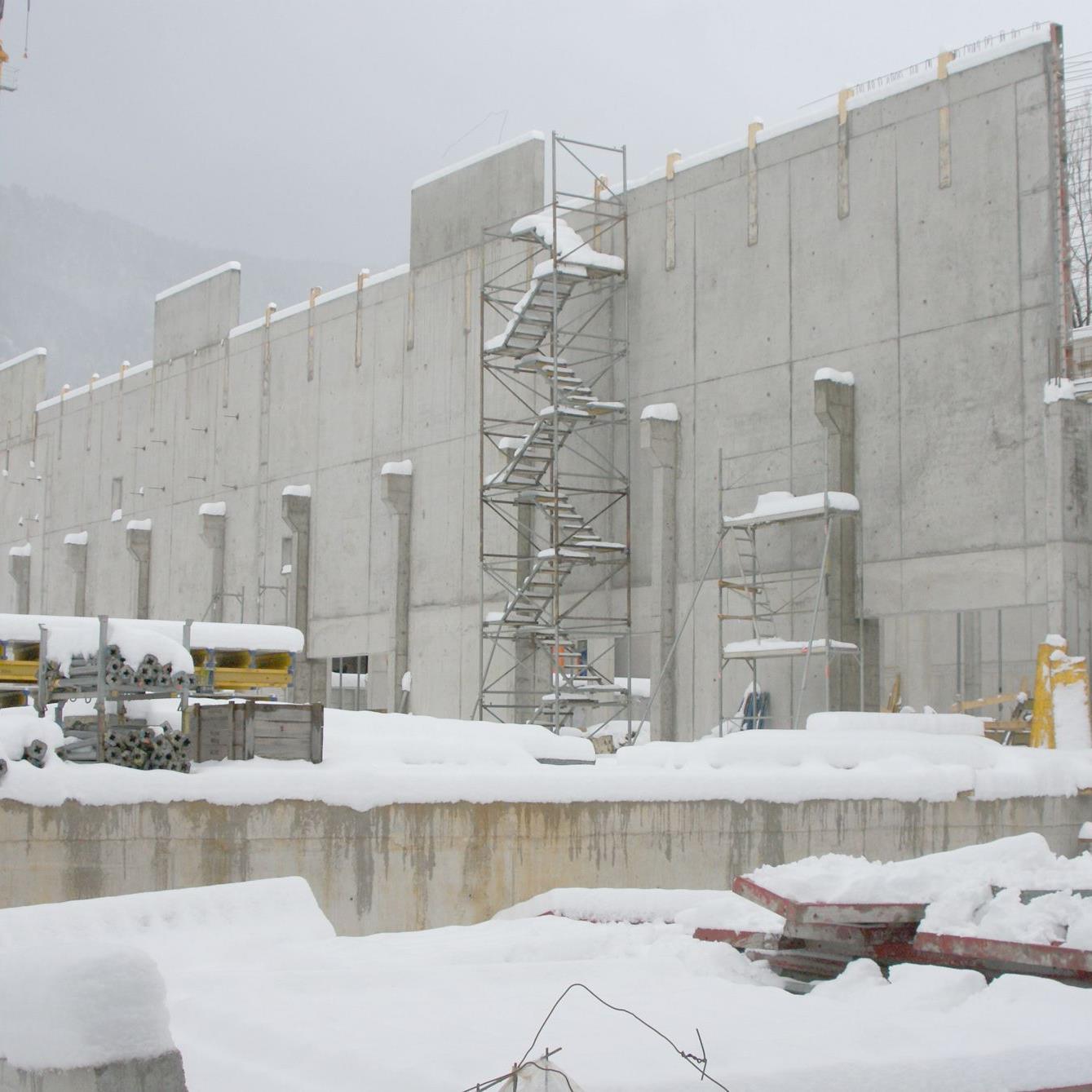 Vorarlberger Bauwirtschaft: gute Auslastung, Optimismus für 2013.