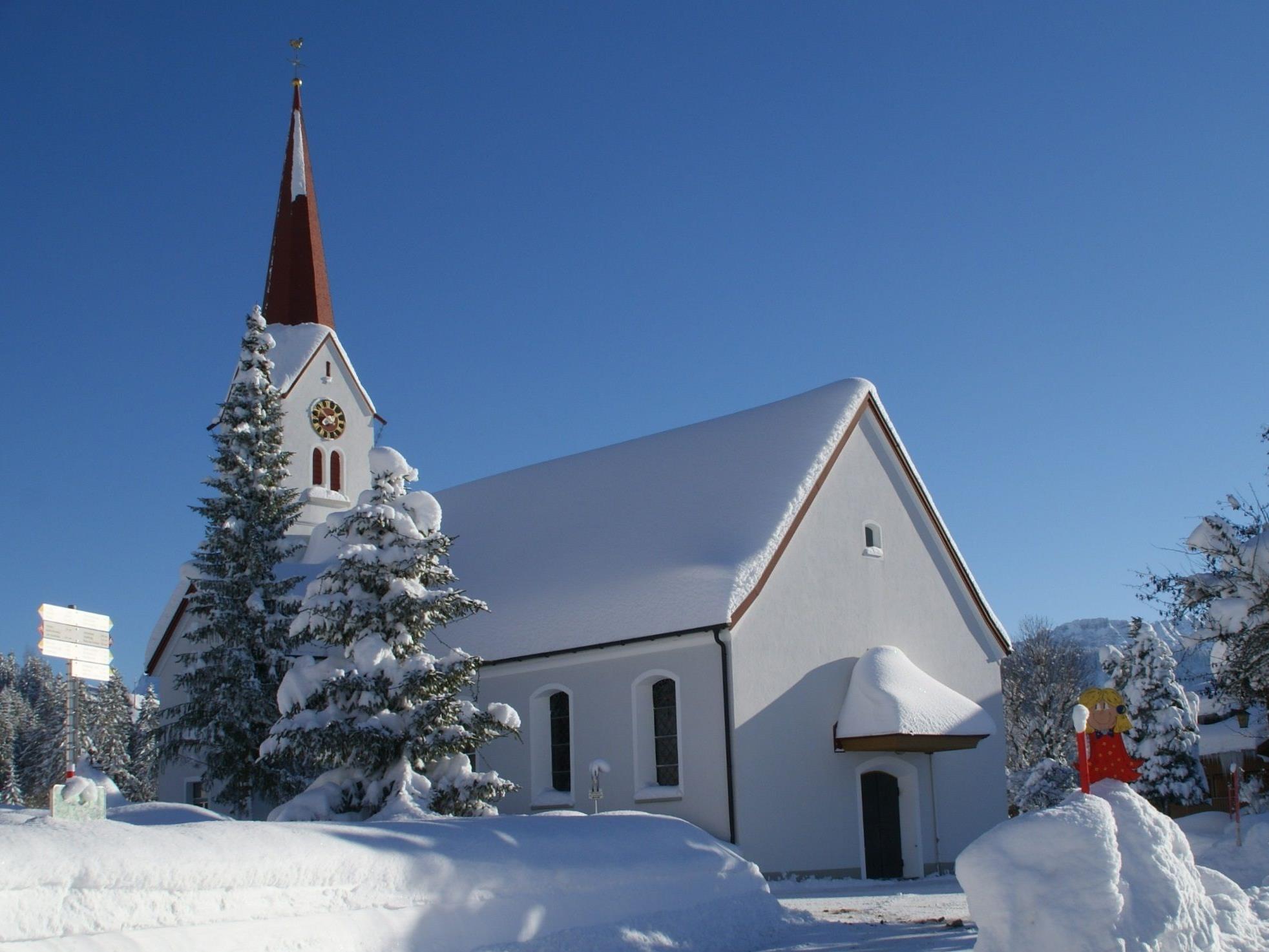 Pfarrkirche Sibratsgfäll