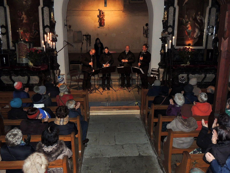 Adventfeierstunde in der Martinskapelle