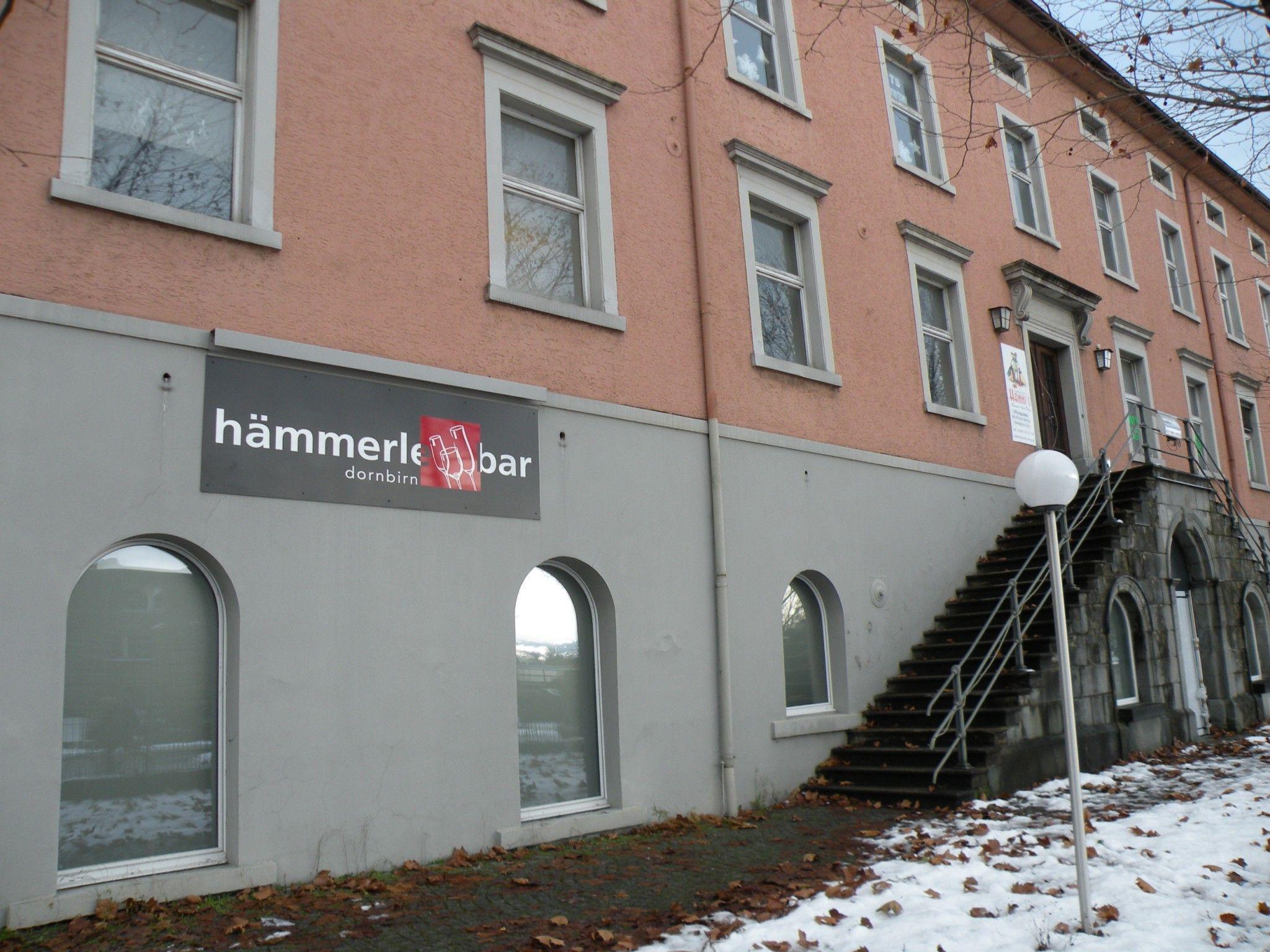 Die neue Hämmerle-Bar öffnet am 13. Dezember die Türen.