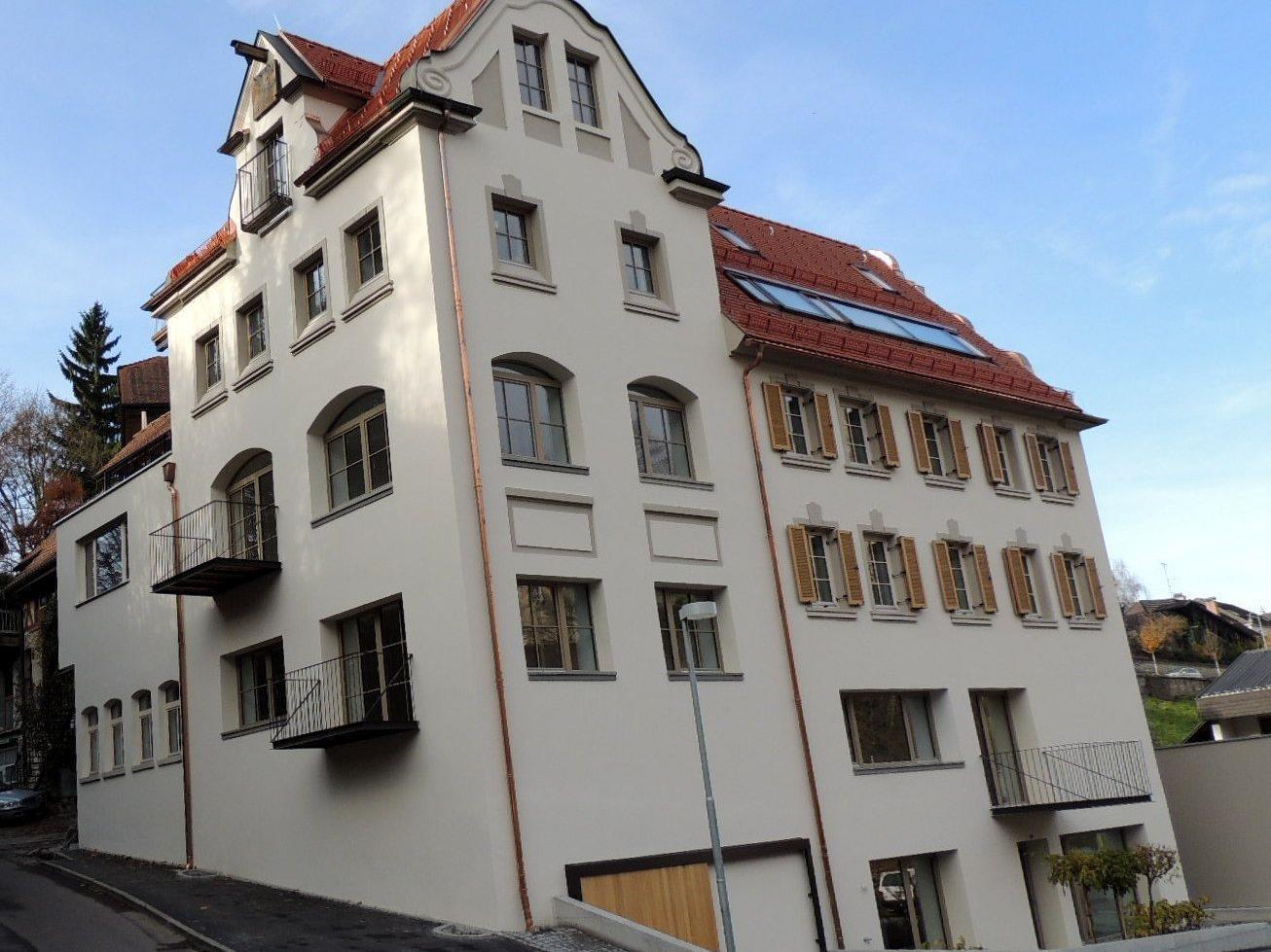 """Stadthaus """"löwenleben"""""""