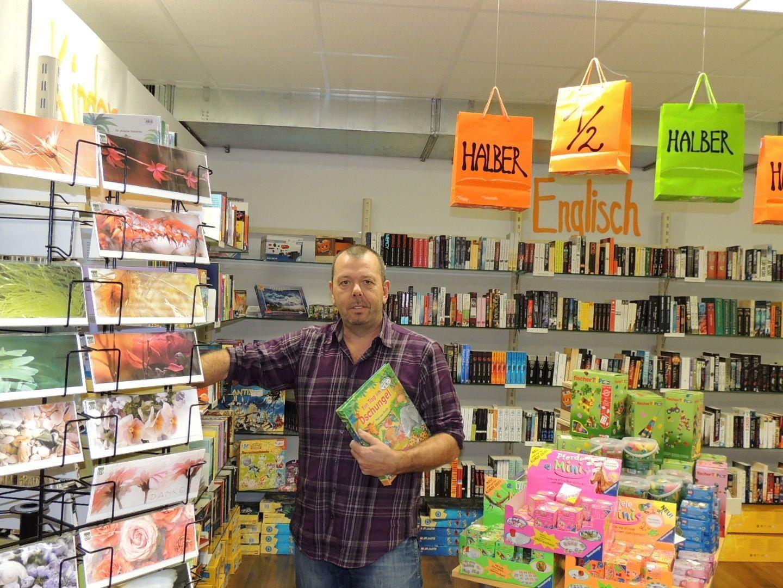 Thomas Steiner eröffnete vor kurzem sein neues Geschäft