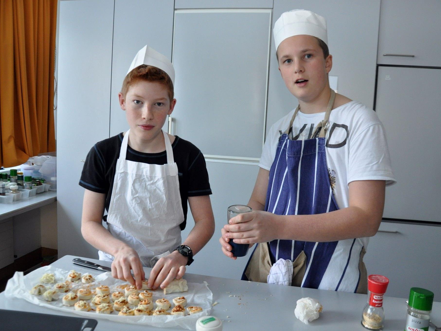 Leckere Rezepte sowie Tipps und Tricks rund ums Kochen stehen auf dem Programm.