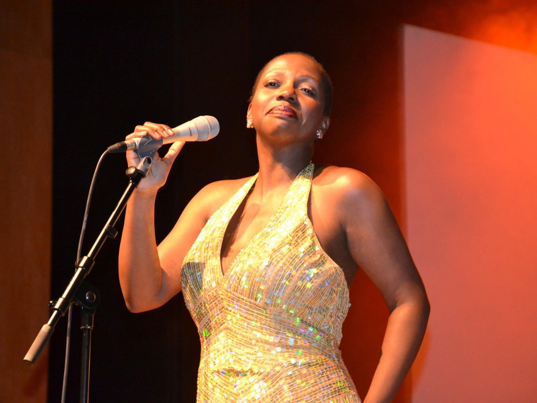 Neben einer beeindruckenden Leistung der Bürgermusik faszinierte Rachelle Jeanty die Konzertbesucher
