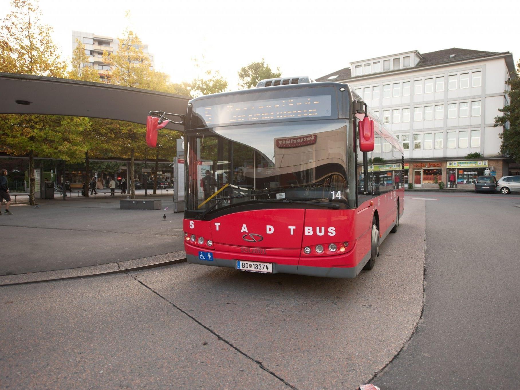 Der Stadtbus fährt am 8. Dezember trotz Feiertag.