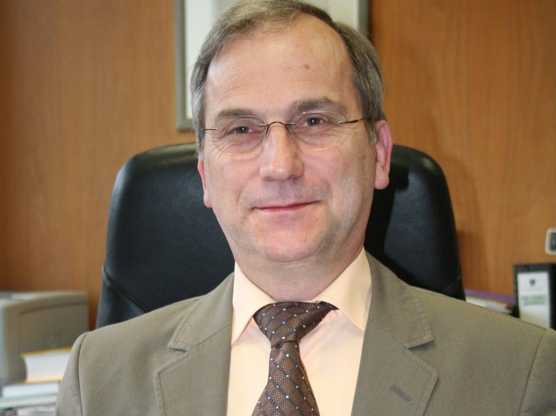 Bürgermeister Eugen Gabriel