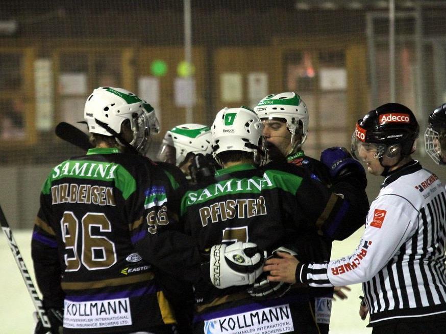 Mit drei Gastspielern verstärkt sich der HC Samina Rankweil im Benefizspiel gegen die VEU.