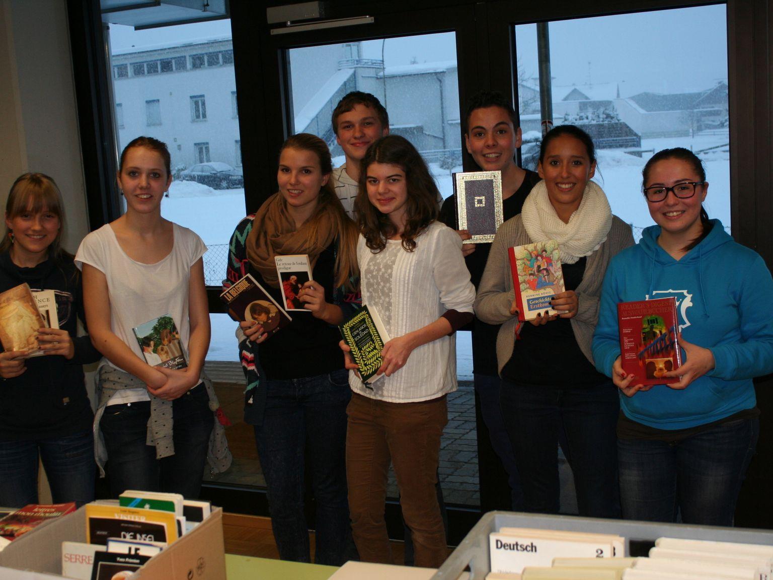 Miriam, Helene, Rosalie, Gabriel, Julia, Lukas, Sofia und Tugwa unterstützten Straßenkinder in Lateinamerika
